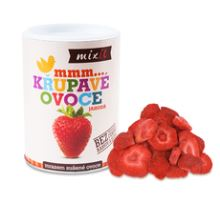 Křupavé ovoce jahoda 50g