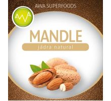 AWA superfoods Mandle natural 1000g, AWA shop