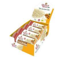 Quinua Real - Quinoa tyčinka s mandlemi BIO 25g