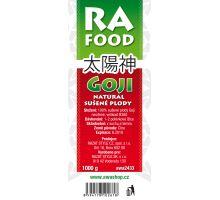 RA FOOD Goji natural sušené plody 1000g