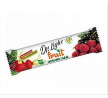 Ovocná tyčinka Dr. Light Fruit Immuno-bar30g