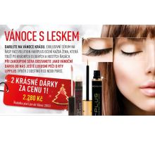 Hairplus růstové sérum 4,5 ml a LipGloss Red