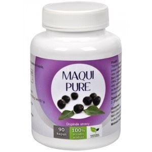 Natural Medicaments Maqui Pure 90 kapslí