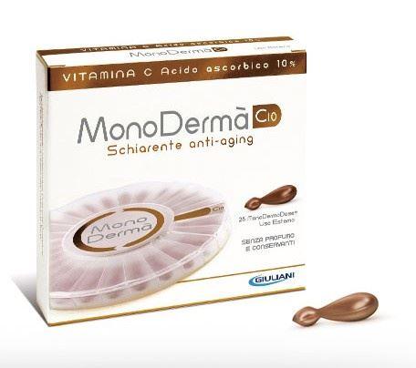 Monodermá C10 čistý vitamín C 10% 28ampulí