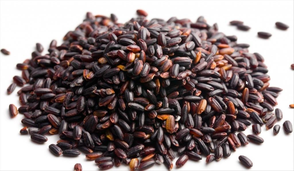 AWA Superfoods Černá rýže natural 500g