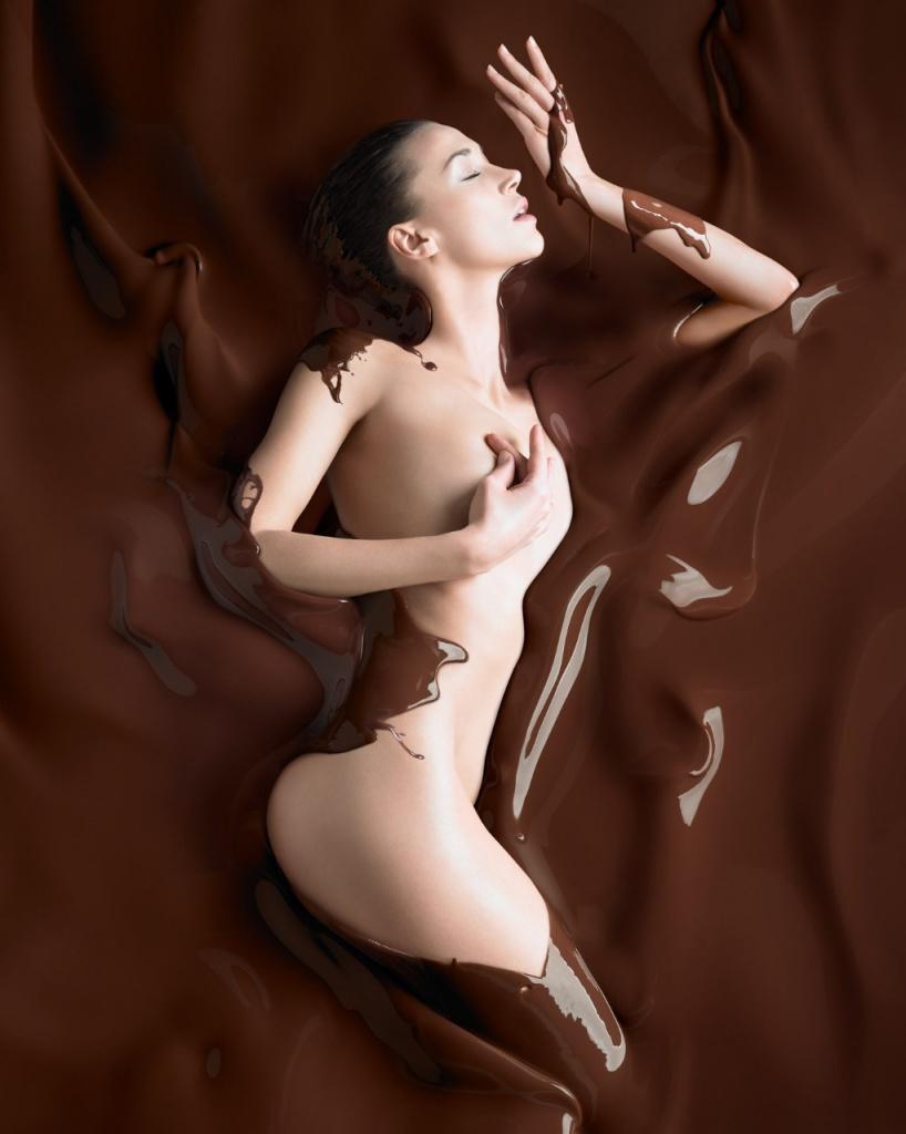 Čokoládová masáž pro pár v solné jeskyni 60 min