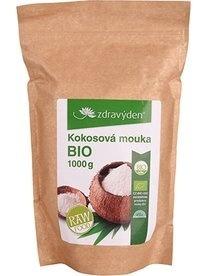 Zdravý den Bio Raw kokosová mouka 1000g
