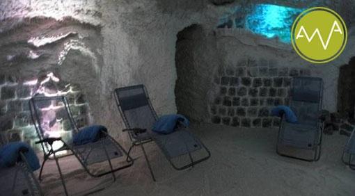 Solná jeskyně - permanentka na 15 vstupů