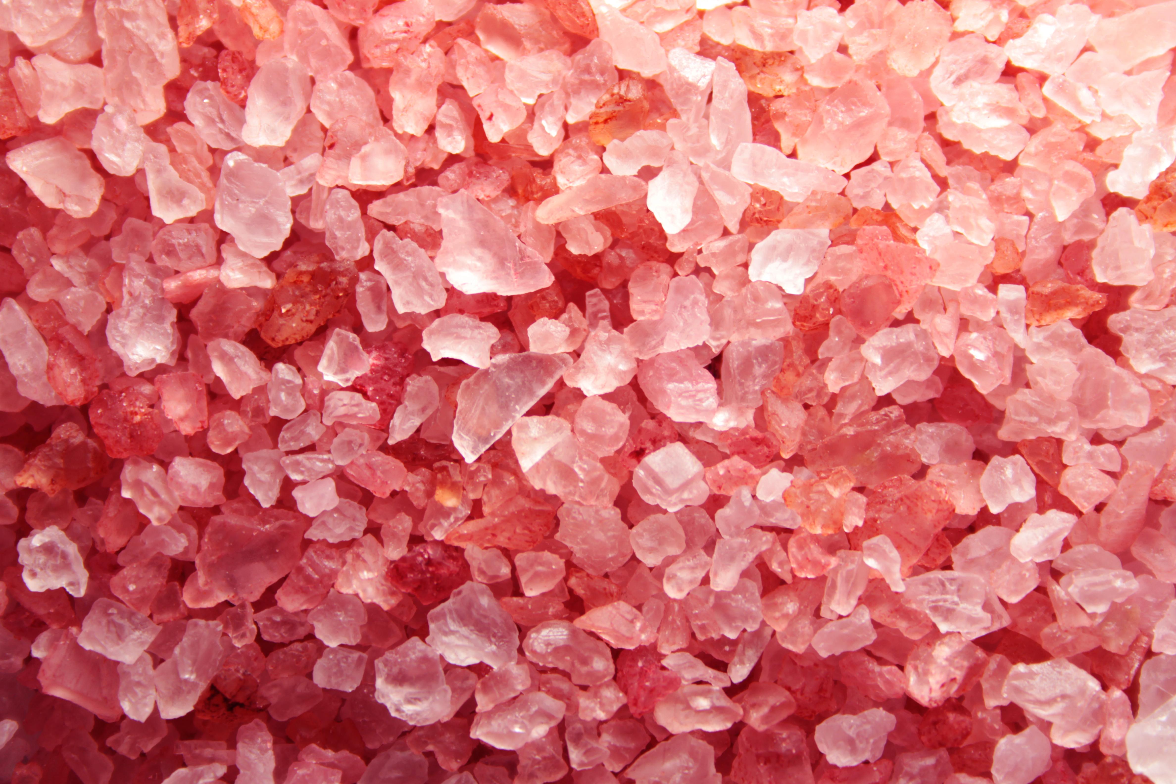 Himalájská sůl hrubozrná růžová 500g