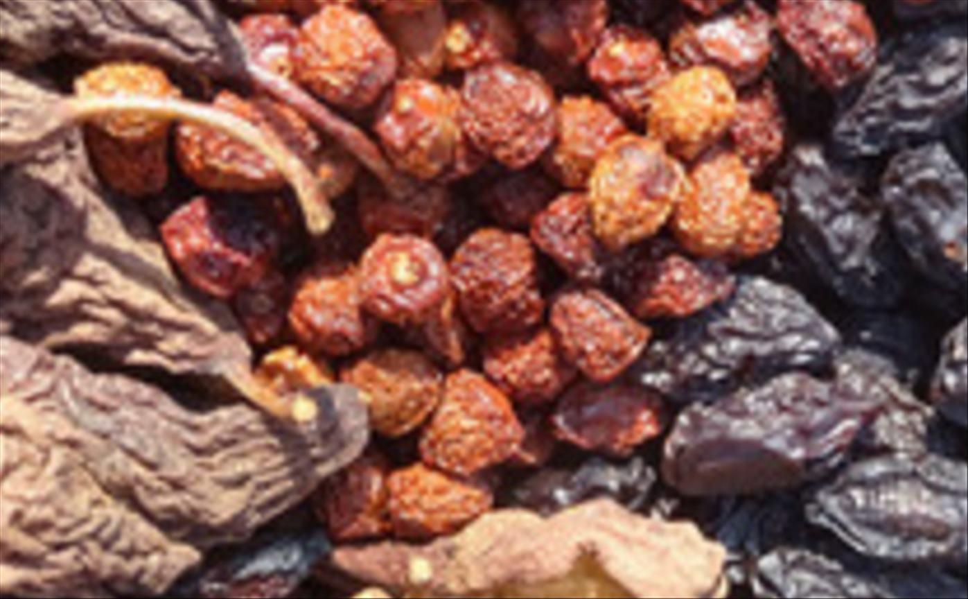 Sušené ovoce směs hrušky, švestky, třešně 280g