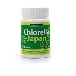 Health Link Chlorella Japan 250 tbl.