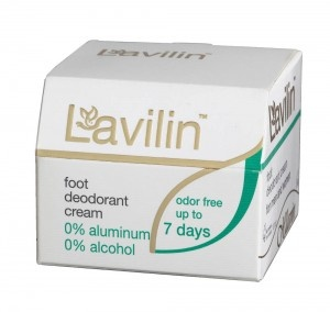 Lavilin deodorant krém na chodidla