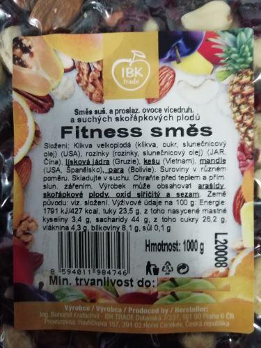 AWA superfoods Fitness směs 1000g