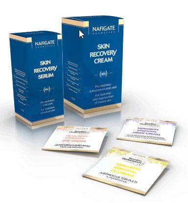 Nafigate Balíček hydratační péče 50+