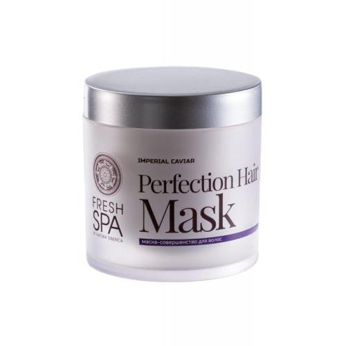 Natura Siberica Maska na obnovu vlasů Imperial Caviar 400ml