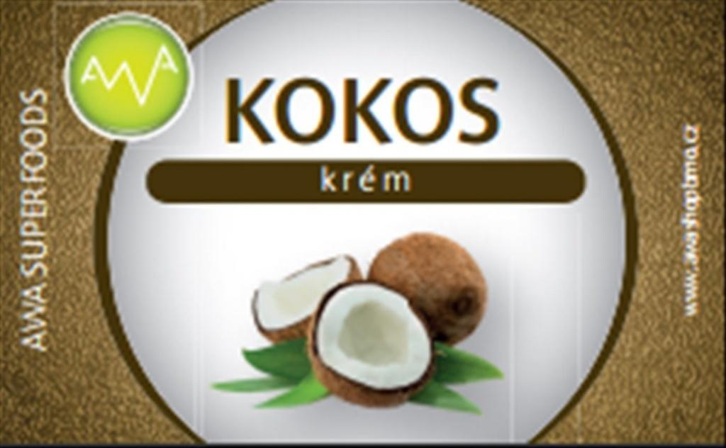 LifeLike Arašídovo kokosový krém 180 g