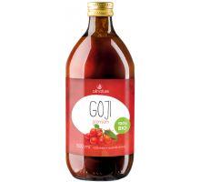 Sonnenmacht goji Kustovnice čínská 100% Bio šťáva 0,5 l