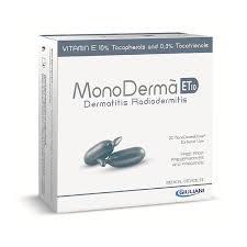 Monoderma ET 10 - čistý vitamín E (20 ampulek)