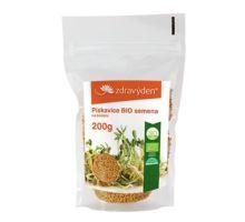 Pískavice BIO - semena na naklíčení 200g