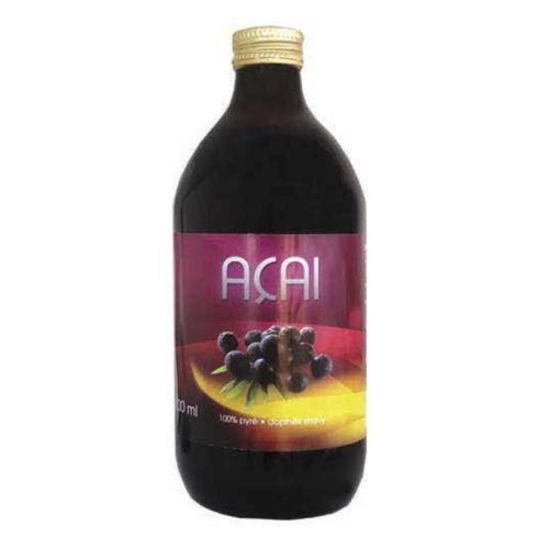 Acai Berry pyré 500 ml