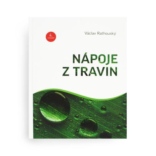 Nápoje z travin IV. kniha Green Ways