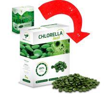 Chlorella Fresh 250g (Chlorella pyrenoidosa)