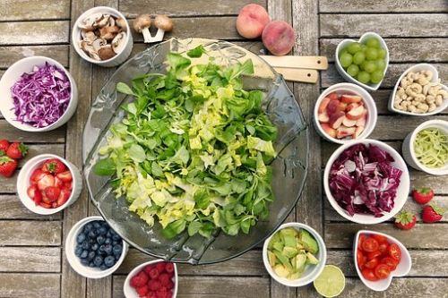 Nadváha..? Ochutnejte zeleninu a ovoce!