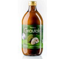 Sonnenmacht Prémium Graviola BIO 500ml