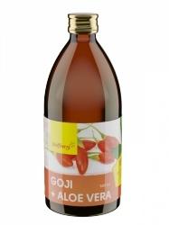 Wolfberry Goji + Aloe vera 500 ml