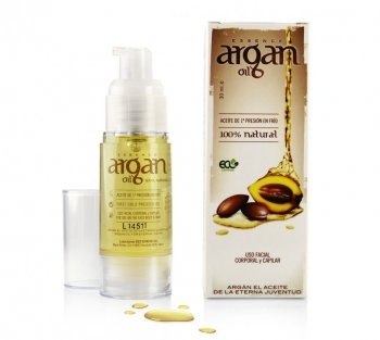 Allnature Argan Oil Essence Dietesthetic, arganový olej 30ml