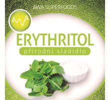 AWA superfoods Erythritol, přírodní sladidlo 500g