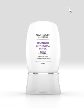 Nafigate Bamboo Charcoal Mask 50 ml