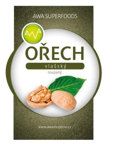 AWA superfoods Vlašské ořechy loupané 1000g
