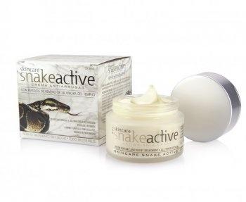 Diet Esthetic SnakeActive denní i noční protivráskový krém pro všechny typy pleti (Antiwrinkle Cream) 50 ml
