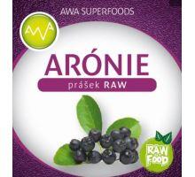 AWA superfoods Arónie prášek RAW 100g