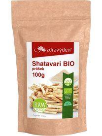 Shatavari BIO RAW prášek 100g