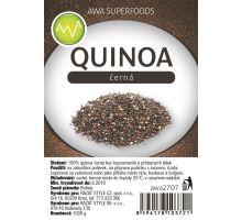 AWA superfoods quinoa černá 1000g