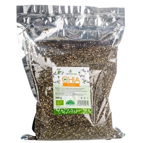 Allnature Bio Chia semínka 500 g