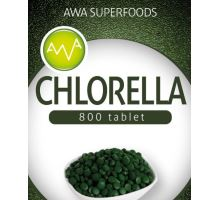 AWA superfoods Chlorella tablety 200g
