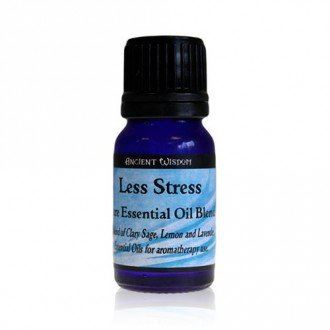 Směs esenciálních olejů Méně stresu 10 ml