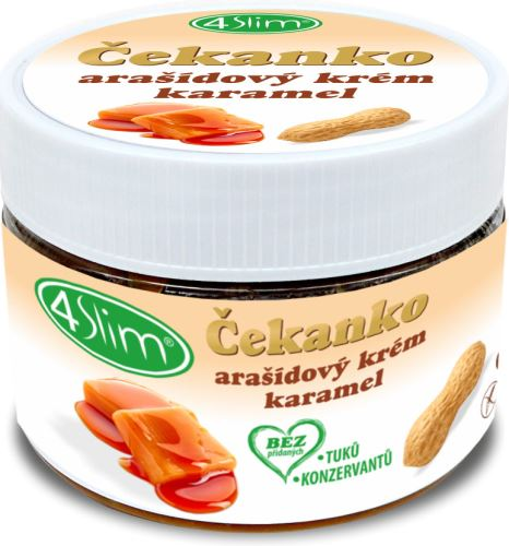 Čekanko arašídový krém slaný karamel 250g