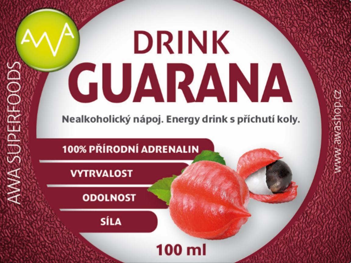 AWA superfoods guarana drink