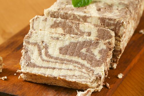Chalva sezamová čokoládová 250g