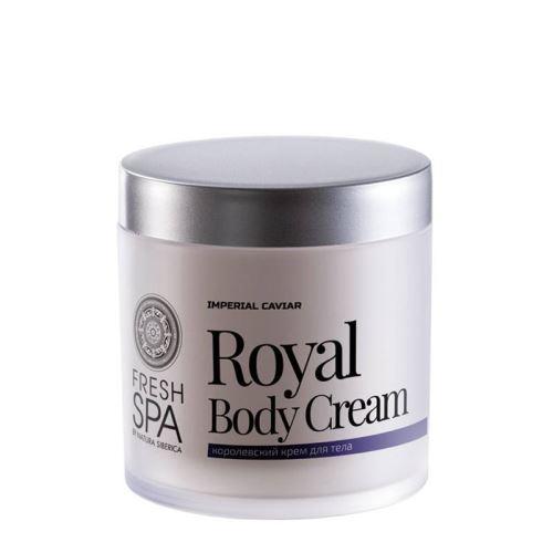 Natura Siberica Královský luxusní zpevňující tělový krém Imperial Caviar 400ml