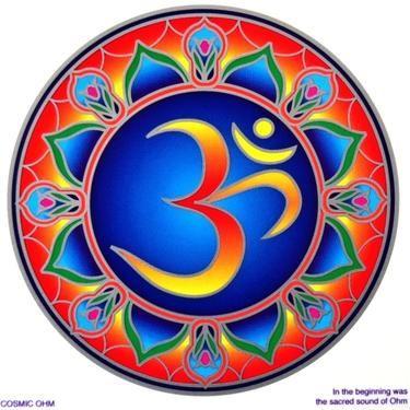 Mandala SUNSEAL Cosmic ÓM