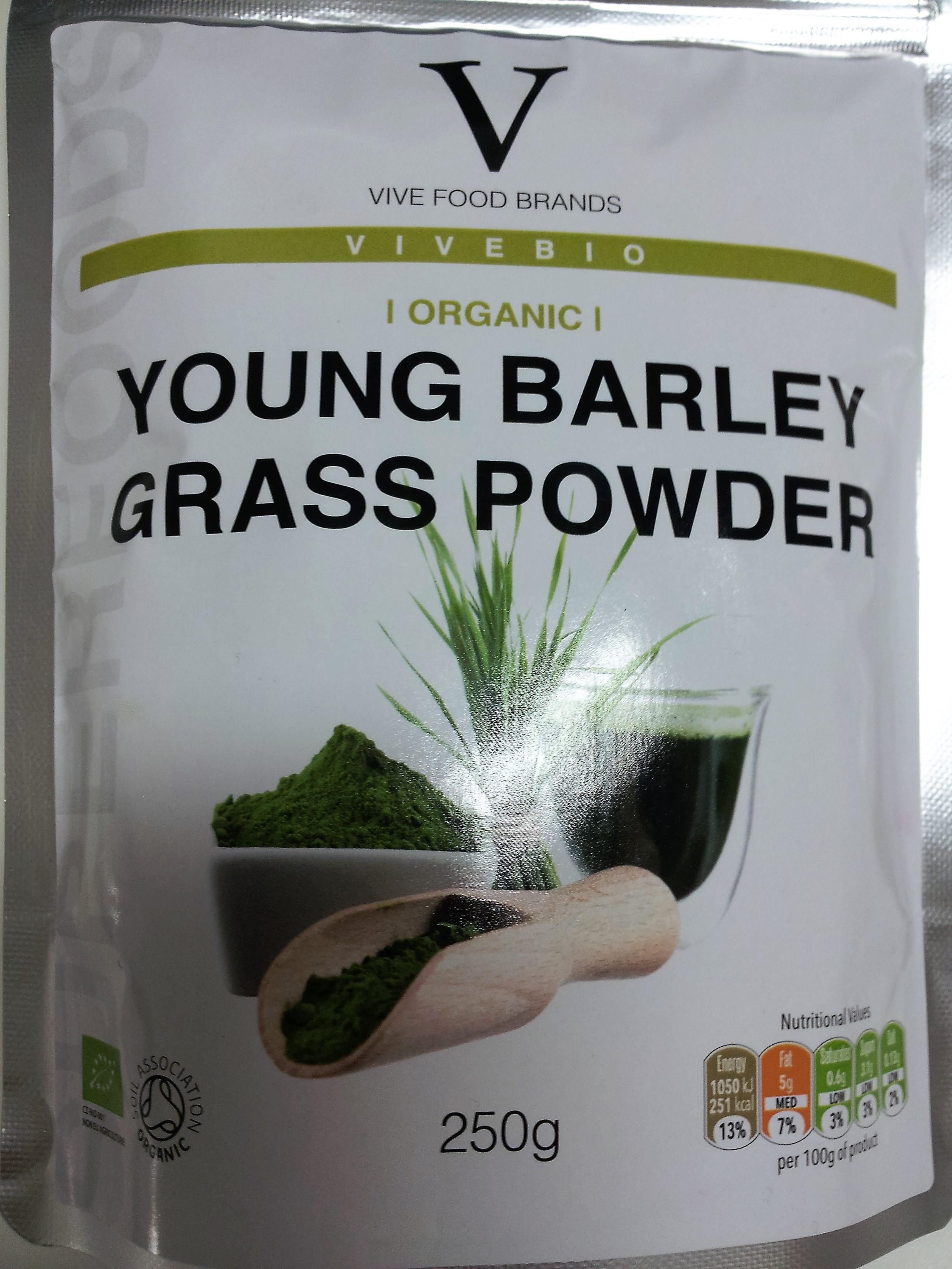 Ječmen mladý zelený prášek 250g