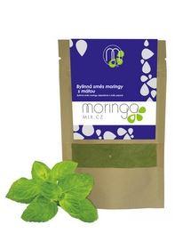 Moringa s mátou - čaj 30g