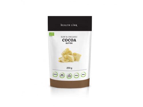 Kakaové máslo BIO RAW 250g