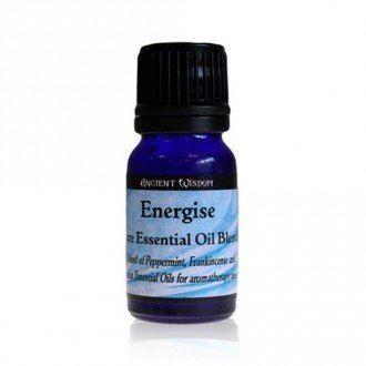 Směs Esenciálních olejů Energie 10ml