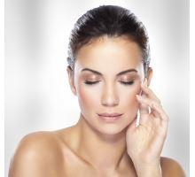 Kosmetická péče, čištění + masáž